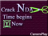 How to crack NDA written examination