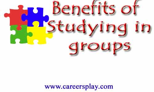 advantages of study group Does participation in study groups make a difference in exam scores not according to a study of students in an introductory biology course.