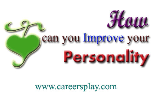 how can you improve your personality development