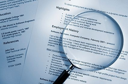 Best Resume content for freshers