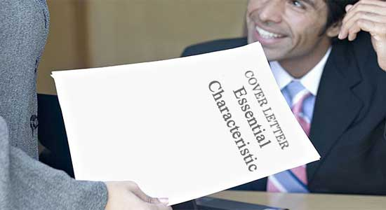 What Essential Characteristic makes a good Cover letter?