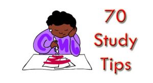 70 Study tips for college students 2015